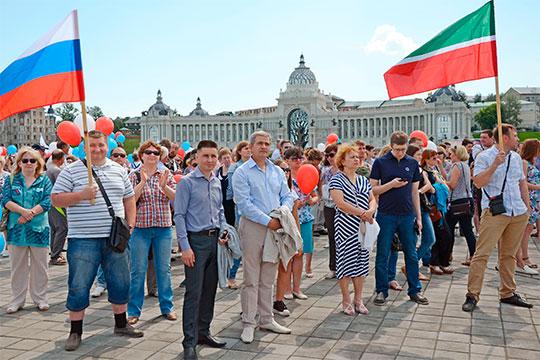 «Все субъекты Российской Федерации самим словом «субъекты» должны быть благодарны Татарстану, который боролся за повышение субъектности всех регионов и многого добился»