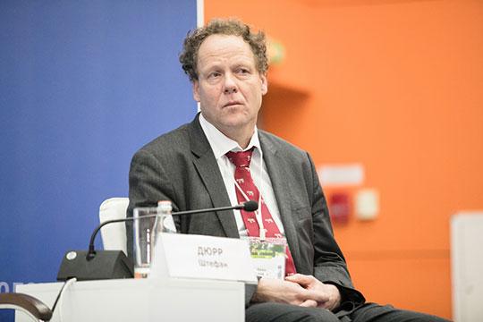 Штефан Дюрр — совладелец крупнейшего аграрного холдинга России «ЭкоНива», крупнейшего производителя молока в России и Европе