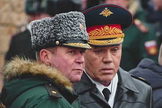 Юбилей танкового училища: орден Жукова, шоу артиллеристов иподавление врага своздуха