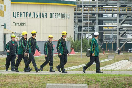 Фонд начисленной заработной платы «Татнефти» по итогам прошлого вырос на 6% и составил 16,65 млрд рублей
