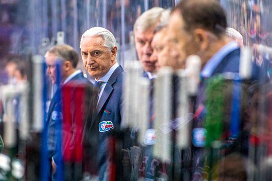 У команды Зинэтулы Билялетдинова множество игровых сложностей и, кажется, «барсы» просто не готовы к главным играм сезона