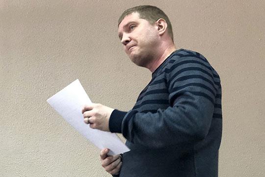 Роману Пахомову, если суд признает его виновным,грозит до12 лет