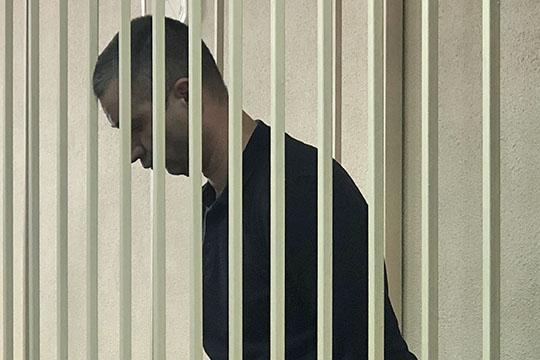 Евгений Рафиков был задержан и, так инепризнав вины, помещен под стражу