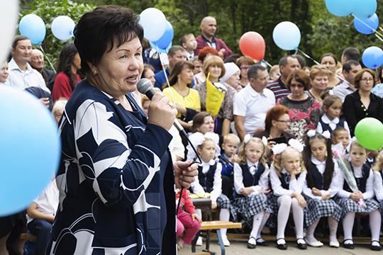 Из текущего отпускаРаушан Усмановавыйдет уже заведующей новым детским садом на 340 мест в 63 комплексе автограда