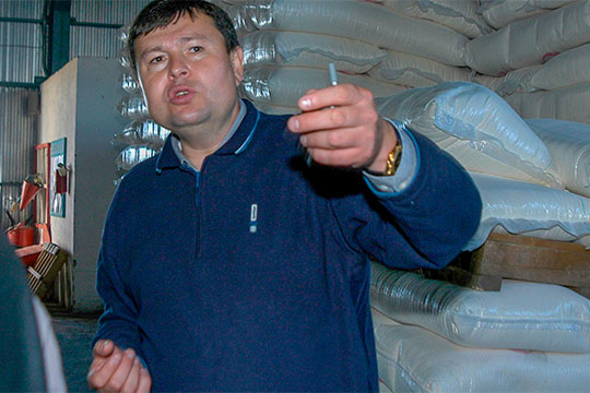 Татарстанский арбитраж признал бывшего бенефециара агрохолдинга «Золотой колос» Рината Губайдуллина банкротом и ввел процедуру реализации его имущества в августе 2016-го.