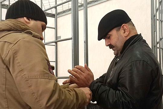 Пытались допросить в суде Гюльгусейна Наджафова, но он потребовал переводчика — отвечать на вопросы хотел только на азербайджанском языке