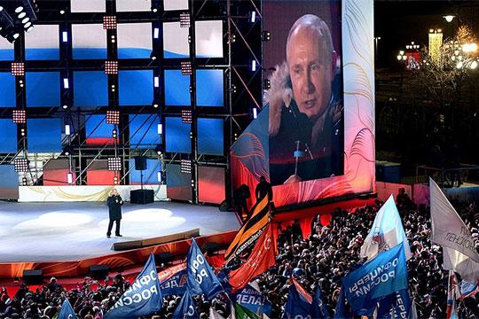 «Путин нафоне Сталина вообще незаметен. Это что-то вроде Брежнева, если ужпроводить параллели»