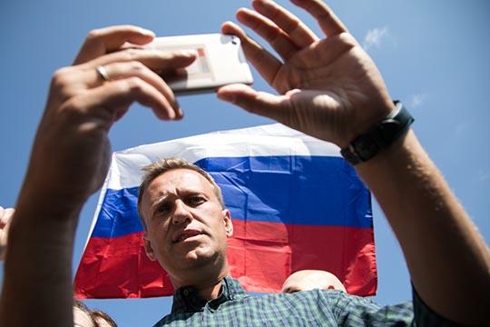 «Навальный и Собчак себя левыми иненазывают. Это просто какая-то псевдо-оппозиция»
