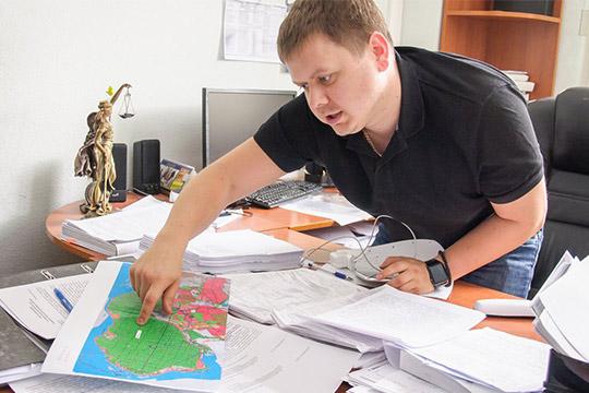 Война дворцам: комиссар Хораськин взялся зачистить«Нижнюю Каму»