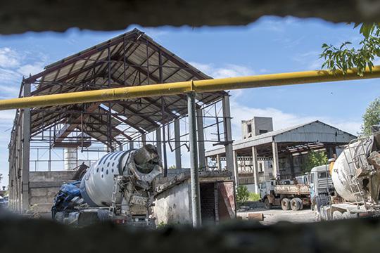 Промзоны врайоне улицы Родины вКазани, где расположен заводЖБИ, тоже переживают редевелопмент: отпромзонстараются уйти кжилым массивам