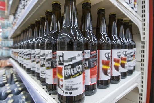Производители псевдопивных напитков «обманывают государство»: акциз наслабоалкогольный коктейль— 29 рублей налитр, аони, выдавая свой продукт запиво, для которого акциз 21 рубль, наэтом экономят