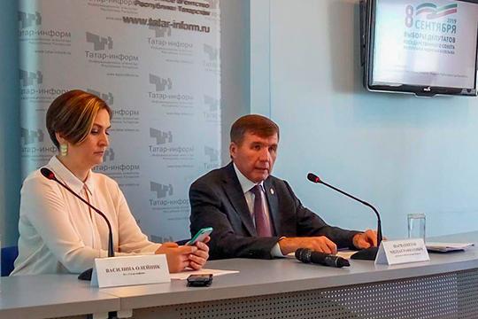 Сегодня Мидхат Шагиахметов на пресс-конференции в «Татмедиа» официально объявил о старте избирательной кампании по выборам депутатов Госсовета РТ шестого созыва 8 сентября 2019 года