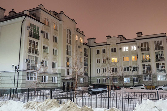 Вахитовский районный суд принял решение погромкому иску, касавшемуся 78-метровой квартиры Ильгама Шакирова