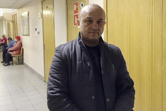 Оба адвоката сестры Шакирова неотрицают, что Ильхам Хазеев ухаживал залегендой татарской эстрады, но«это было его решение»