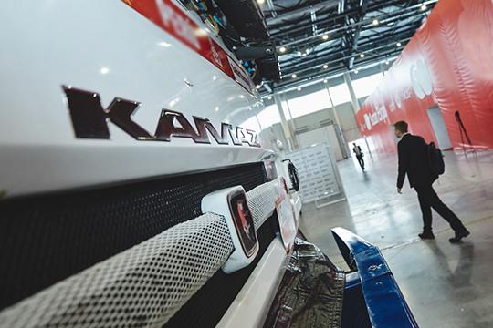 Саукционистки КАМАЗа снимают стружку. Сергей Когогин чистит ряды?
