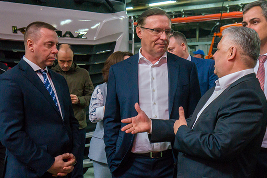 Скандал дошел догендиректора ПАО «КАМАЗ»Сергея Когогина