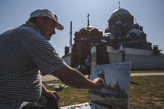 Коллекция Картинной галереи формируется посредством закупок профессиональных произведений художников Татарстана
