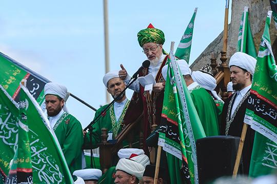 Родоначальником«Изге Болгар җыены» являетсяТалгат Таджуддин