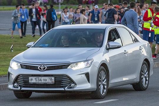 ВКазани продажи подержанных «японцев» провалились на67 авто до348 регистраций