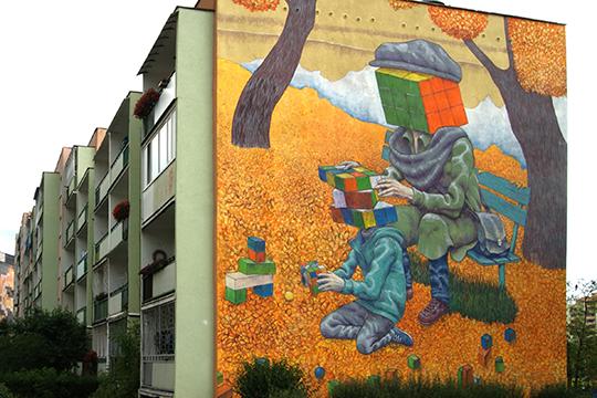 «Игры разума», Гданьск, Польша