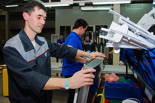 Вчисле предстоящих открытий— самое главное— это завод стиральных машин компании Haier. Состоится оно 28августа
