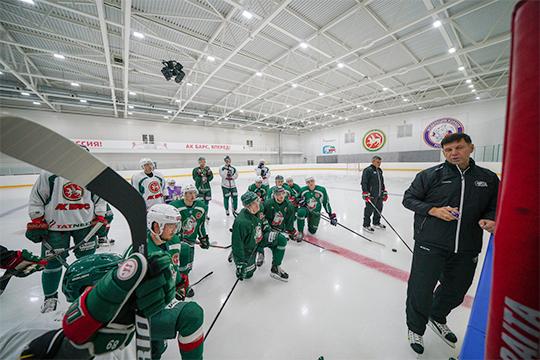 Павел Зубов: «У нас философия такая: если ты готов играть и выполняешь тренерскую установку, мы не будем смотреть на возраст»