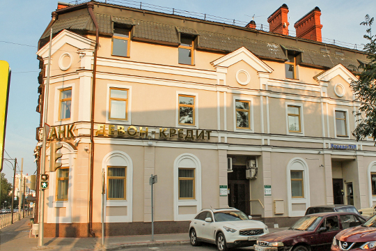 Поитогам полугодия прибыльбанка «Девон-Кредит»составила 237млн рублей— это на14% скромнее прошлогоднего результата
