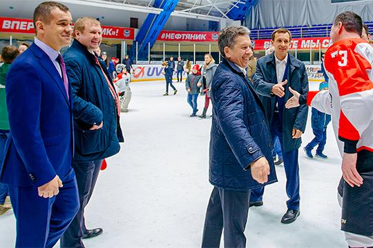 В«АкБарсе» завершена перестройка: непотопляемого Хуснутдинова заменил нефтяник