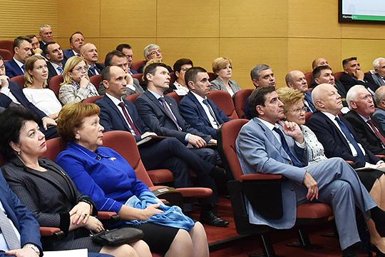Спикер парламента РТ особо поприветствовал новую практику — приглашать депутатов Госсовета, можно сказать, на «преднулевое» чтение бюджета — еще до его внесения в Кабмин