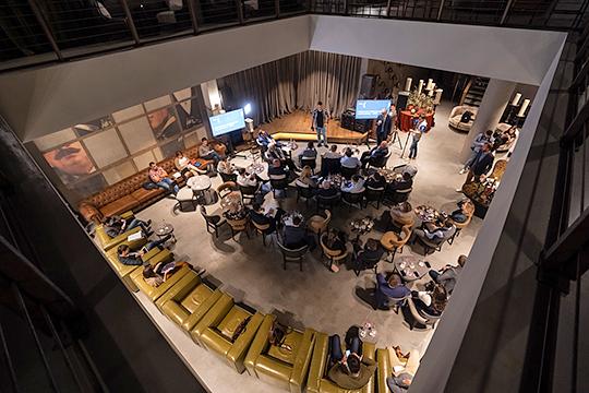 Лучшие политтехнологические умы трех столиц собрались в Казани на заседании экспертного клуба «Волга»