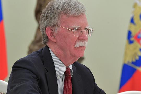 «Думается, что никакое официальное расследование документально не покажет причастность Болтона и его людей к ракетному удару по объектам саудитов»