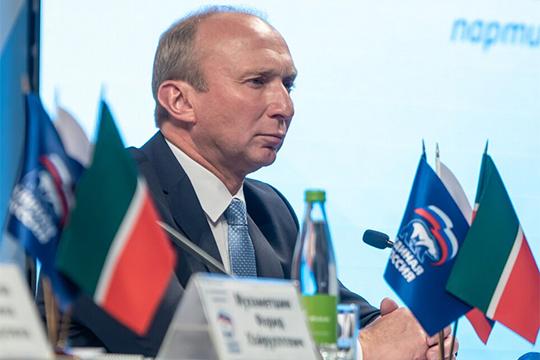В этом году семикратный победитель ралли Владимир Чагин делегирован на парламентскую службу, пройдя в Госсовет РТ по партийным спискам ЕР под почетным вторым номером