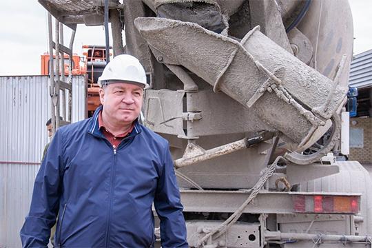 На пике своего влияния сейчас находится гендиректор и владелец строительной группы «Профит» Марсель Мингалимов