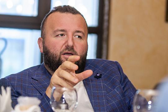 В наш топ-50 на этот раз вошел руководитель компании «Санрайс Капитал» Кемал Эврен Демирджи