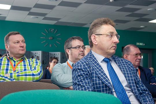 Глава холдинга СТВ Медиа Абдулхак Батюшов — тоже свежая персона в рейтинге влиятельных. Именно он возглавлял избирательный штаб Марселя Мингалимова