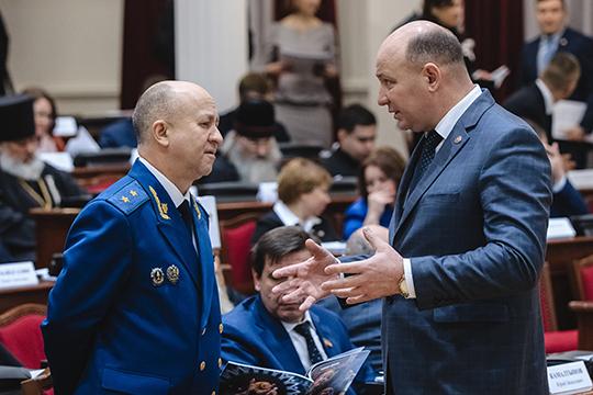 Хотя Фаил Камаев — глава соседнего Тукаевского район, влияние его в автограде довольно велико