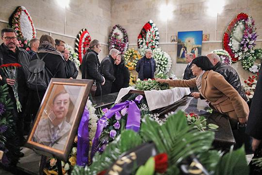 Вчера в Москве простились с российским историком Александром Пыжиковым, который скончался 17 сентября от оторвавшегося тромба в легочной артерии. Ему было всего 53 года