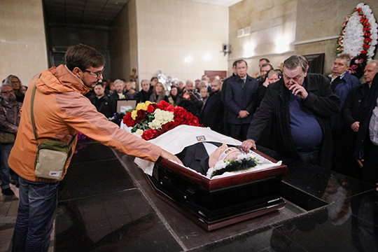 Евгений Спицын: «Александр Владимирович, безусловно, фигура исполинского масштаба»