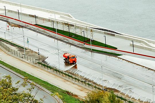 С приходом Хабирова и обновления команды в Уфе стали наводить порядок с самыми проблемными дорогами, но до крупных городских узлов пока так и не дошли