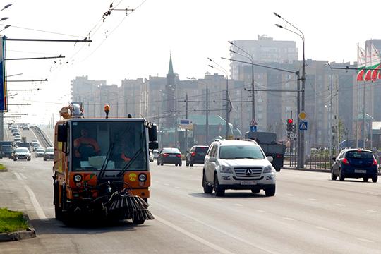 Комиссия из Уфы приезжала в Казань для изучения работы по содержанию дорог, но глава Башкортостана заявил, что никакого особого опыта у столицы РТ нет