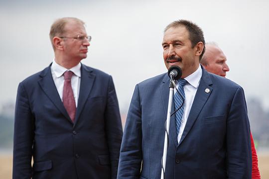 «Вапреле этого года премьер-министр ТатарстанаАлексей Песошинутвердил паспорт одноименного регионального проекта, рассчитанного доконца 2024 года»
