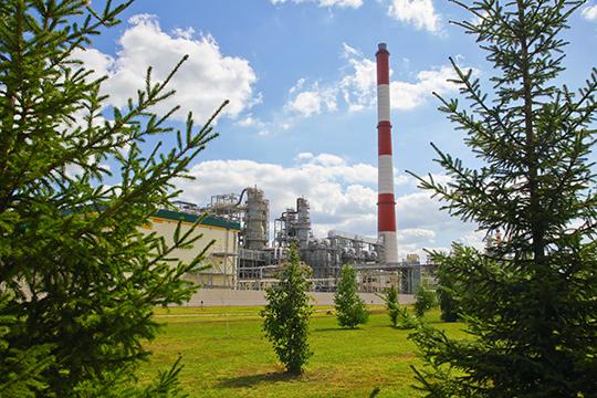 «Запах углеводородов— потерянные деньги!» — для «ТАНЕКО»— это непросто эффектный слоган, украшающий производственные установки. Это основополагающий принцип»