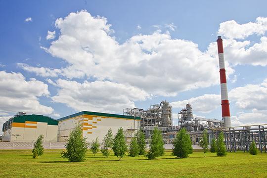 Сегодня фактические выбросы завода втри, атоичетыре раза меньше, чем нааналогичных российскихНПЗ