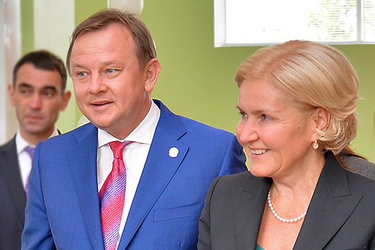 Зарипов вернулся вСК, Вафина «назначают» вМособласть, Советский райсуд ждет нового шефа