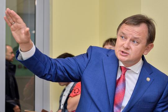 С начала этой недели курсируют слухи о назначении экс-министра здравоохранения РТ Аделя Вафина министром Московской области