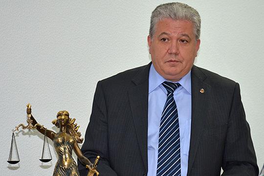 В числе самых реальных претендентов на пост председателя Советского райсуда называют Юсуфа Сахапова, председателя Азнакаевского городского суда