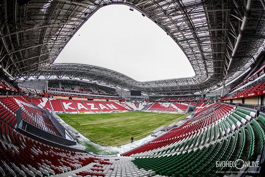 «Зеленое дерби» предложила приютить у себя «Казань Арена». Но «Ак Барс» опасается, что несколько тысяч человек на гигантском холодном стадионе будут смотреться, прямо скажем, грустно