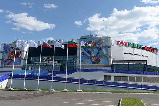 Из-за гастролейцирка «Дю Солей», о которых было известно уже в феврале, «Ак Барс» не сможет сыгратьматчи регулярного чемпионата КХЛ против «Салавата Юлаева» и «Сибири» в льду«Татнефть Арены»