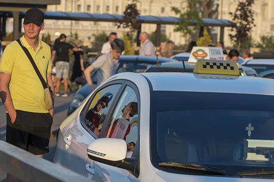 ГИБДД МВД поРТзапустило трехдневный рейд повыявлению нарушений вработе водителей такси