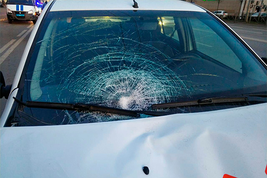 Представитель «Ситимобил»сообщил, что компаниявкурсе произошедшего и«сразуже подключилась красследованию инцидента»